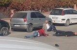 Adliye önünde silahlar patladı: 1 ölü, 3 yaralı