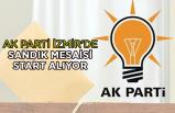 AK Parti İzmir'de sandık mesaisi start alıyor