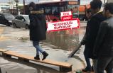 AK Partili Başkandan Soyer'e 'yağmur' tepkisi