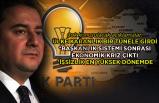 Ali Babacan: AK Parti gittikçe erozyona uğruyor