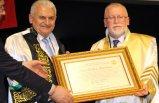 Binali Yıldırım'a fahri doktora unvanı verildi