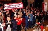 Büyük Önder Atatürk'ün 81. yıldönümünde oratoryo ile anıldı