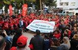 DİSK ile Belediye İş arasında üye kavgası