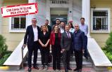 DİSK'ten Başkan İduğ'a destek