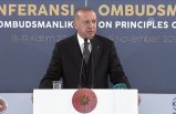 Erdoğan: Bizim derdimiz 'petrol' değil, 'insan' dedik