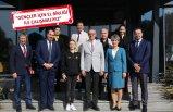 Gaziemir Belediye Başkanı Halil Arda, Dokuz Eylül Koleji'ni ziyaret etti