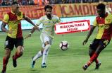 Göztepe'den Fenerbahçe'ye Bornova'da geçit yok
