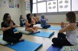 Hastanede gebelik yogası