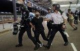 Hong Kong'da yüzlerce kişi gözaltına alındı!