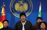 İstifa eden Bolivya Devlet Başkanı Morales hakkında yakalama kararı