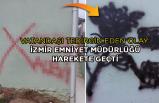İzmir'de vatandaşı tedirgin eden olay: İzmir Emniyet Müdürlüğü harekete geçti