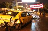 İzmir'de zincirleme kaza: 9 kişi...