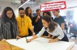 İzmir Ekonomi Üniversitesi gençlerinden, çevreci tasarımlar