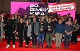 İzmir Kısa Film Festivali'nde 'Altın Kedi' ödülleri sahiplerini buldu