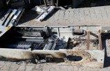 Kaçak elektriğe karşı hazırlanan panolar ateşe verildi!