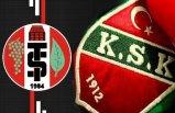 Karşıyaka ile Turgutluspor 17 yıl sonra rakip