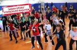 Karşıyaka'da dört mevsim spor