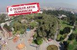 Kültürpark'ta tahliyeler başladı