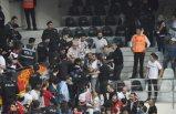 Voleybolda İzmir derbisinde olay çıktı