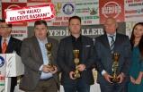 2019 İzmir Onur Ödülleri'nden Başkan Aksoy'a en onurlu ödül