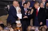 ABD Başkanı Trump imzayı attı!