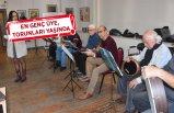 Alzheimer riskine karşı müzikli terapi