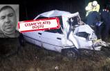 Aynı aileden 4 kişi kaza kurbanı