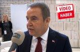 Başkan Böcek Travel Turkey İzmir'de