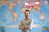 Brezilya'da Türkiye'yi İzmirli Uğur temsil etti