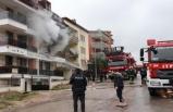 Denizli'de doğal gaz patlaması: 6 yaralı