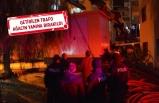 Dikili'de trafo gerginliği: 8 gözaltı