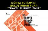 Dünya turizmini buluşturan fuar ''Travel Turkey İzmir''