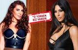 Ebru Yaşar Kim Kardashian'a benzetilince...