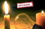 GDZ Elektrik İzmir'i uyardı! 24 Aralık İzmir elektrik kesintisi