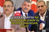 Gelecek Partisi'ne ilk yorum İzmir'in patronlarından geldi