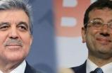 """""""İmamoğlu'nun hedefi cumhurbaşkanı adayı olmak, Abdullah Gül'e dikkat"""""""