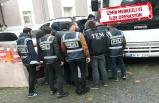 İzmir'de 67 FETÖ şüphelisi adliyede