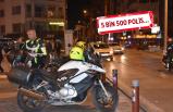 İzmir'de yılbaşı alarmı: 5 bin 500 polis sahada!