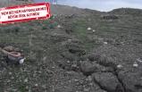 İzmir'in çöpünün depolandığı Harmandalı'ndaki çatlaklar tedirgin etti