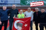 İzmirli basketbolcu Belgrad'da zirvede