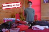 İzmirli ortaokul öğrencisinden, mülteci çocuklar için yardım kampanyası