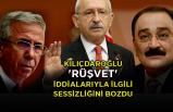 Kılıçdaroğlu 'rüşvet' iddialarıyla ilgili sessizliğini bozdu