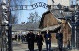 Merkel'den tarihi ziyaret! İlk kez Auschwitz'e ayak bastı