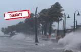Meteorolojiden İzmir için önemli uyarı!