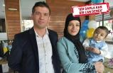 'Mucize bebek' Faysal'a birinci yaş günü kutlaması