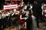 Narlıdere'nin çocuklarından muhteşem konser!
