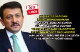 AK Partili Dağ'dan mesaj bombardımanı