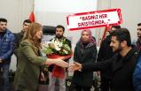 Balçova Meclisi'nde öğrencilerden sürpriz