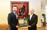 Belediye Başkanı Gürbüz'den Kılıçdaroğlu'na ziyaret