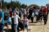 BM: 350 bin Suriyeli Türkiye sınırına kaçtı